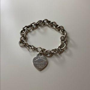 Tiffany & Co Charm Bracelet